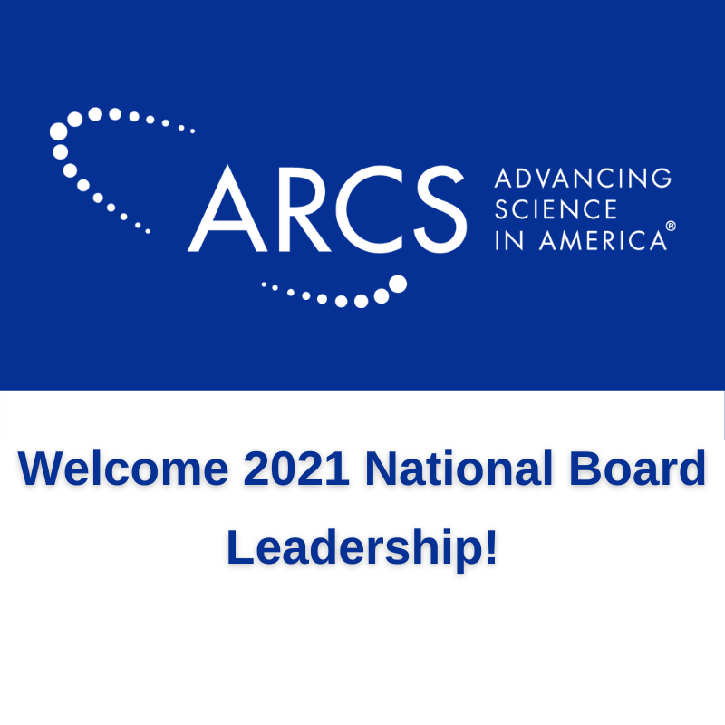 ARCS 2021 Board of Directors and Officers