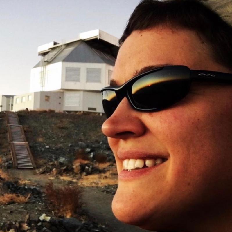Emily Levesque, ARCS Foundation
