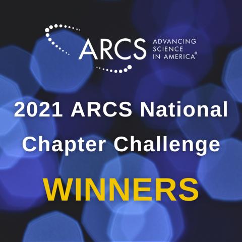 2021 ARCS Chapter Challenge Winners