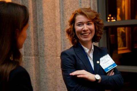 Katie Labgold, ARCS Foundation