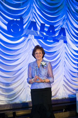 ARCS MWC Member Mary L. Snitch recognized with the AIAA Distinguished Service Award
