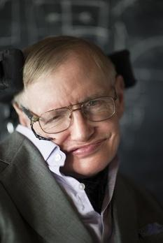 Credit to the official website of Stephen Hawking at http://www.hawking.org.uk/
